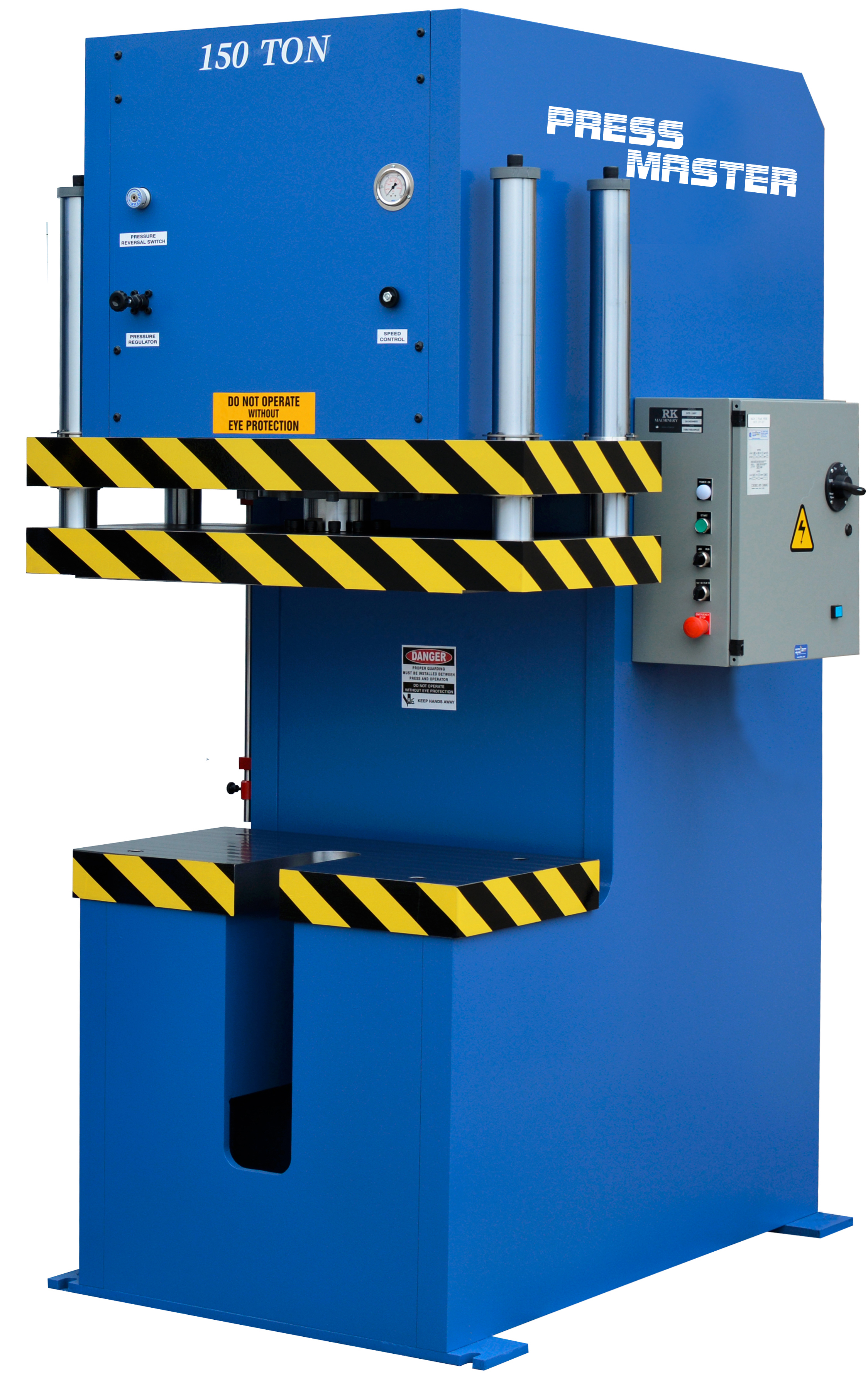 Hydraulic Presses Specialist - Shop H Frame Press - C Frame Press